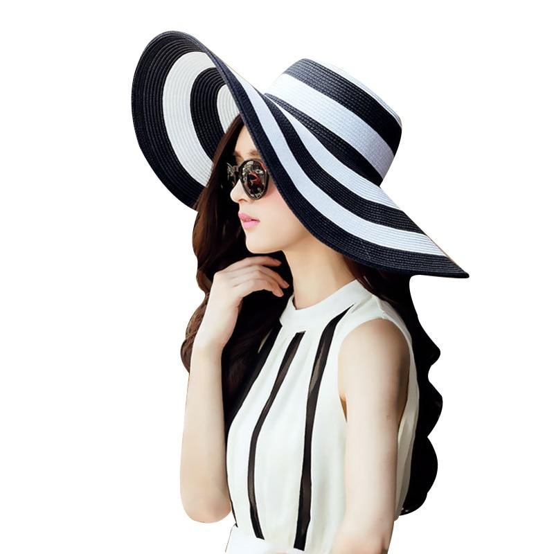 Ριγέ καλοκαιρινά καπέλα για γυναίκες - Αξεσουάρ ένδυσης