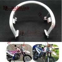 TTR250 TT R250 Front Headlight Guard Head Light Lamp Protector Bracket Shelf for Yamaha TTR TT R 250 Motocross Pit Dirt Bike