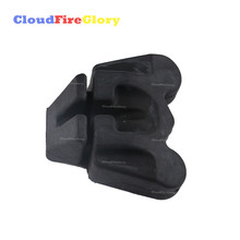 CloudFireGlory For BMW E70 E71 X5 X6 2008 2009 2010 2011 2012 2013 2014 2015 Radiator Rubber Mount Mounting Lower 17117598791 fender flare wheel extension arches for bmw x5 e70 2009 2010 2011 2012 2013