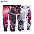Sportlover 3D Calças Calças Corredores Moletom Jordan Michael Jordan Clássico Jogo Gráfico Impressão Hip Hop Mens Corredores