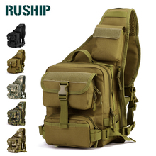 Hot Tactical Military Waist Packs Men Multi-function Waterproof Nylon Bag Belt Bags Waist Pack Molle System Free Shipping