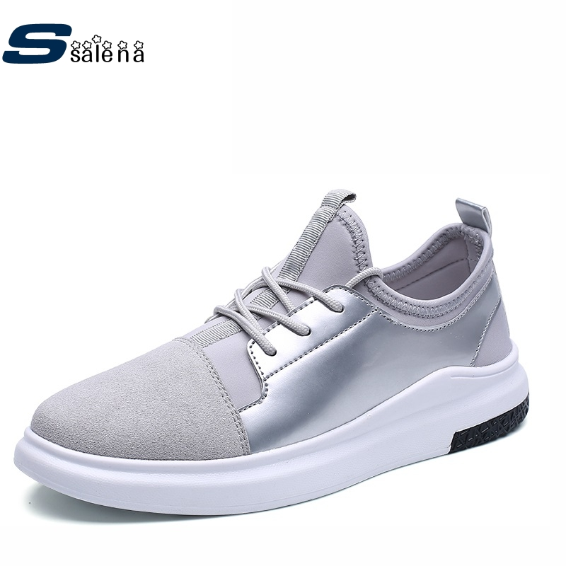 Running Shoes For Men Soft Footwear Classic Sneakers Good Quality Outdoor Walking Shoes AA40286 male casual shoes soft footwear classic men working shoes flats good quality outdoor walking shoes aa20135