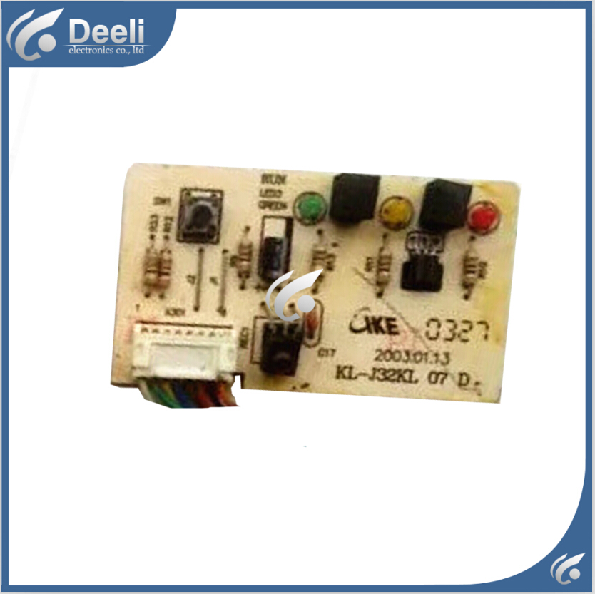 все цены на 95% new good working for TCL for Kelon air conditioning board KL-J32KL Receiver board display board онлайн