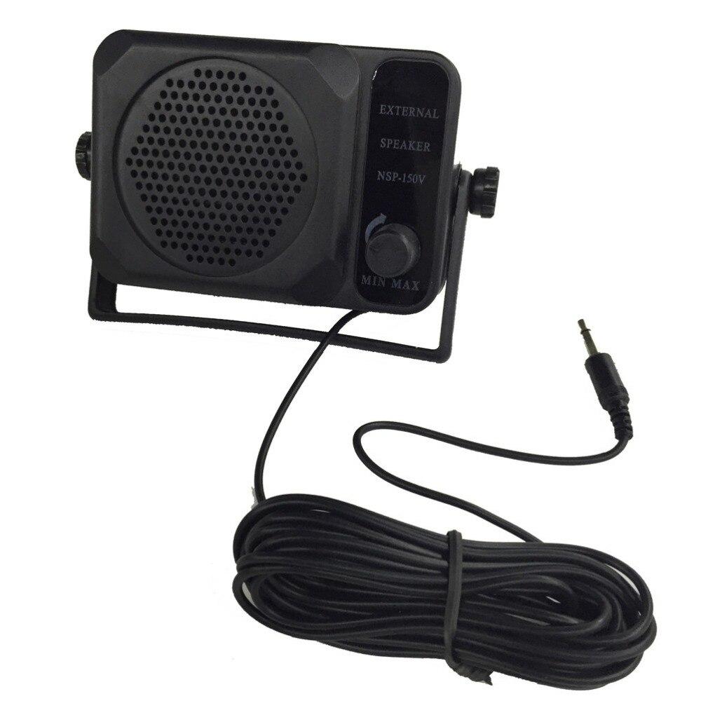 bilder für Neue Für NAGOYA für NSP-150 externen lautsprecher für KenWOOD I-COM YEASU Mobilen Transceiver