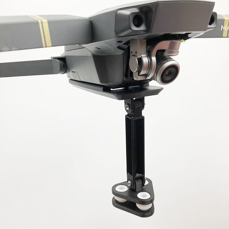 Camera Mount Adapter with Damping Bracket for DJI Mavic 2 PRO ZOOM Accessory