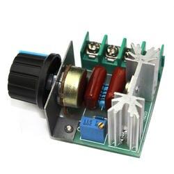 220 В 2000 Вт Скорость Контроллер SCR Напряжение регулятор 220 В 2000 Вт затемнения диммеры термостат Напряжение Регулятор модуль
