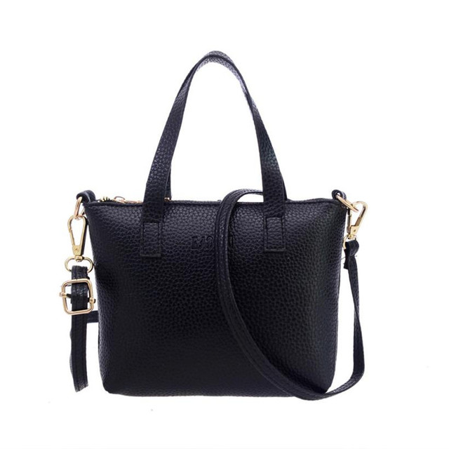 Bolso Mujer Fashion Hobos Women Bag Ladies Brand Leather Handbags Summer  Casual Tote Bag Shoulder Bags For Woman feminina 74a600e3661da