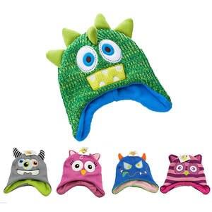 ff6c33a4c90 Kocotree Cartoon Boys Winter Kids Hat Toddler Warm Beanie