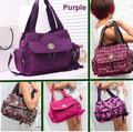 Free Shipping! 2014 Functional Bolsa Maternidade Bag Baby Diaper Bags Nappy Bags For Mummy With Big Capacity