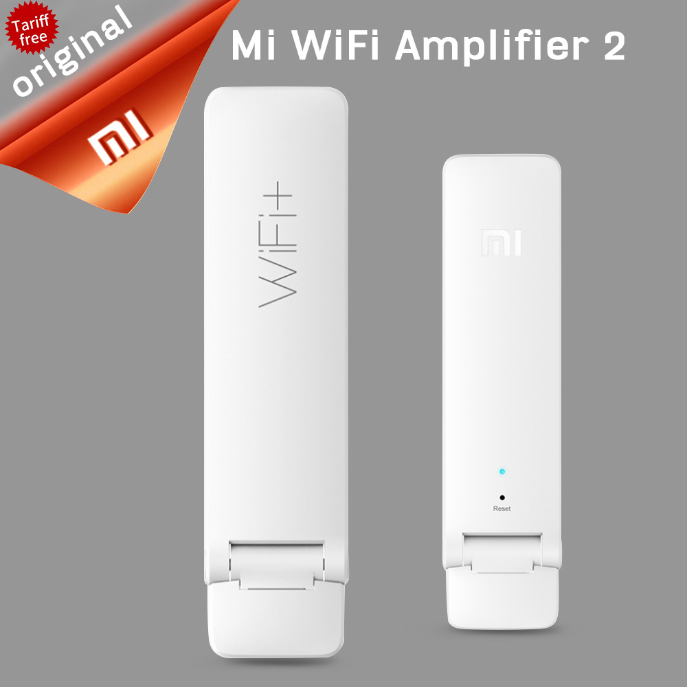 Original Xiaomi Wireless Mi WiFi Amplifier 2 300MPS Universal Xiaomi Mi Wifi Repeater  Xiaomi Portable USB WIFI Wireless Router  original xiaomi r01 mi wifi amplifier chinese version