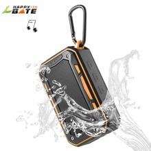 S618 Wireless Bluetooth Speaker Portable Outdoor Speaker, Waterproof, Dustproof for Indoor and Outdoor Activities ,with FM Radio цена и фото