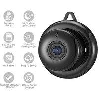 960P 2 8mm Wireless Mini WIFI Night Vision Smart Home Security IP Camera Onvif Monitor Baby
