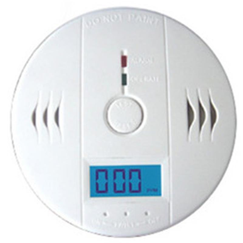 High Quality Home Safety CO Carbon Monoxide Poisoning Smoke Gas Sensor Warning Alarm Detector Kitchen 1728