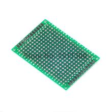 10PCS 4*6cm Double-Sided Protoboard Breadboard Universal Board 4x6cm for Arduino Free Shipping Dropshipping