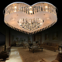 A1 Love Light Red And Blue Purple Bedroom Lamp Ceiling Lights LED Lamp Control Section Bright