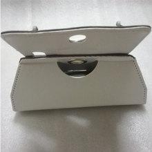 Para 10.1 Pulgadas Tablet Wize Prestigio MultiPad 3131 3G PMT3131_3G_D 360 Grados de Rotación Universal de la Tableta caso de la cubierta de Cuero de LA PU