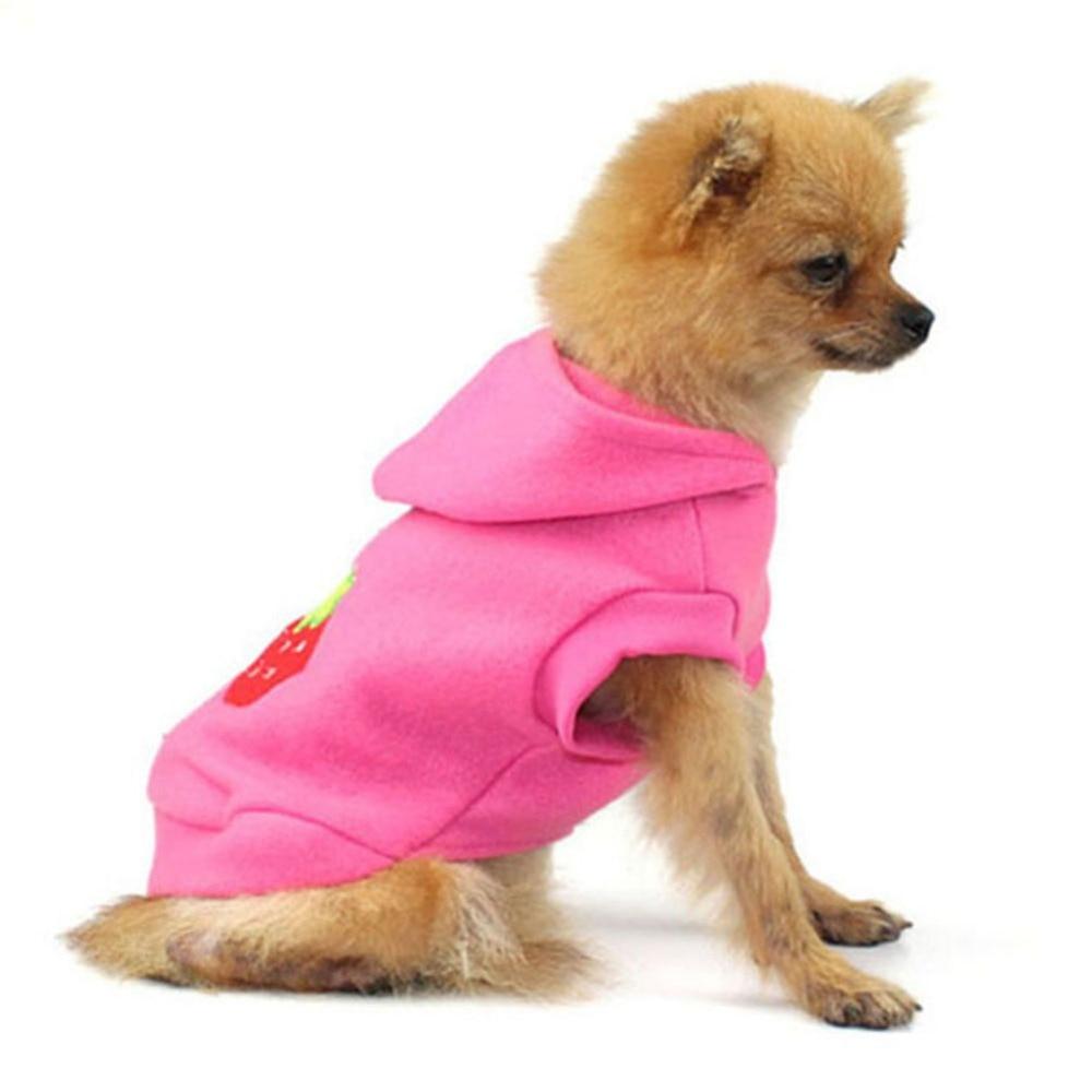 Puppy hoodies