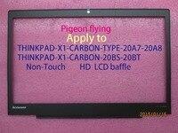 Thinkpad x1 carbon 2nd/3rd gen Non touch HD LCD baffle FRU: 04X5567 04X6438