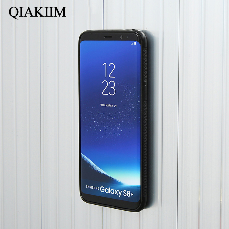 Anti gravity Phone Cases For iPhone X 8 7 6 6s Plus SE Cover Anti-gravity Case For Samsung Galaxy S9 S8 S10 Plus Note 9 8 Shell(China)