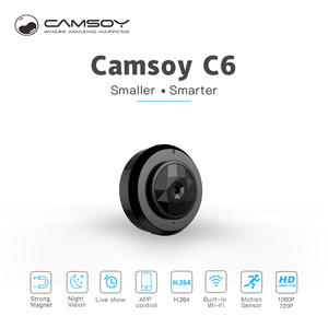 Camsoy Mini Camera Micro-Wifi Wireless Video-Camcorder Night-Vision Home-Security 720P