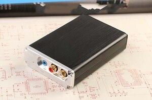 Image 5 - Placa de alta fidelidade cm6631a dac usb interface digital 32/24bit 192k usb para i2s/spdif coaxial saída áudio decodificador conversor analógico