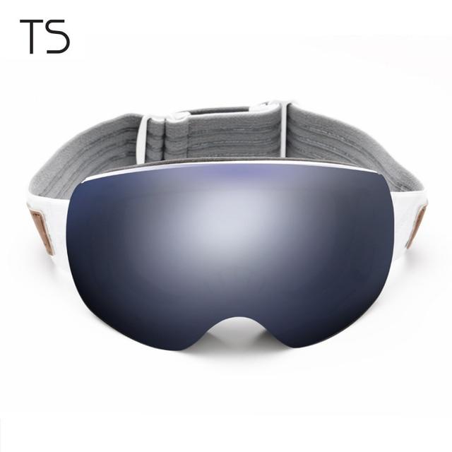 27b3ec8f6bd8 SWAGTRON Smart Ski Helmet Snowtide Source · Origianl Xiaomi TS ski goggles  Magnetic double layers anti UV400