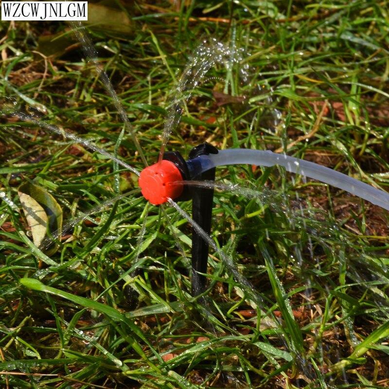 Tuinirrigatiesysteem DIY25m automatische bewatering met Met verstelbare druppelirrigatie montage 1 set-in Bewateringskit van Huis & Tuin op  Groep 3
