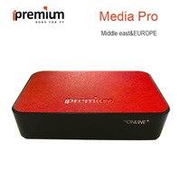 Smart Set Top Box Ipremium TV ONLINE Media Pro Channels Middle East Europe Subcription H 265