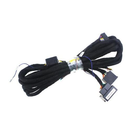 JOYING WIRING HARNESS CABLE 40 PIN 5M EXTENSION CABLE FOR BMW DASH DVD GPS CAR RADIO STEREO HEAD UNIT laser head dvd v7 dvd 804c