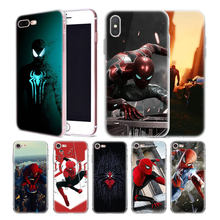 coque iphone xr spiderman far from home
