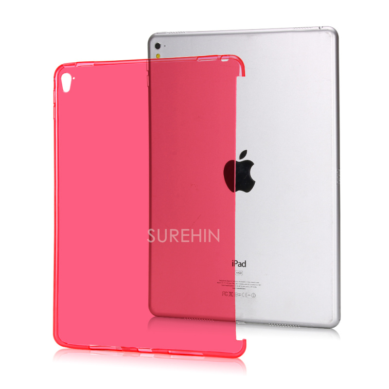 ipad pro cover Red- (3)