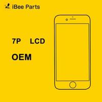 IBee запчасти 5 шт. OEM 5,5 дюймов для Apple iPhone 7 Plus ЖК дисплей экран дисплея + шлейф подсветка Бесплатная доставка