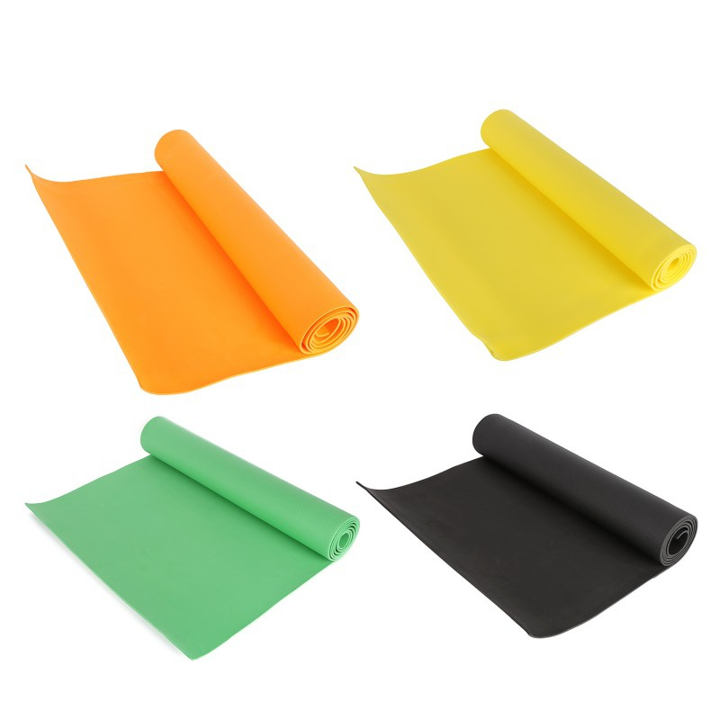 4MM Anti-Slip Yoga Mats