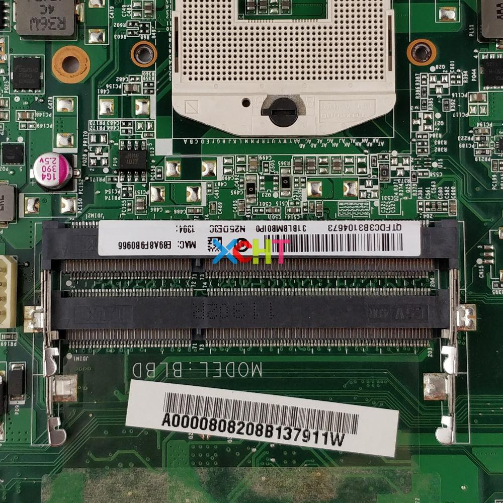 Image 3 - A000080820 DABLBDMB8E0 w GT525M/1GB Graphics for Toshiba L750 L755 Notebook PC Laptop Motherboard Mainboard Tested-in Laptop Motherboard from Computer & Office