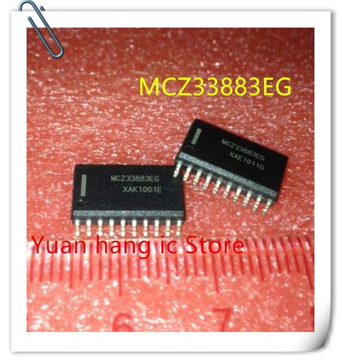 100% Original 10PCS MCZ33883EG MCZ33883E MCZ33883 MCZ33883EGR2