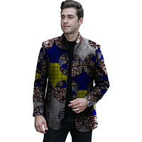 191157287af88 Fashion African Print Blazers Men Suits Jacket Blazers African Festive  Suits African Style Jacket Blazers Customized