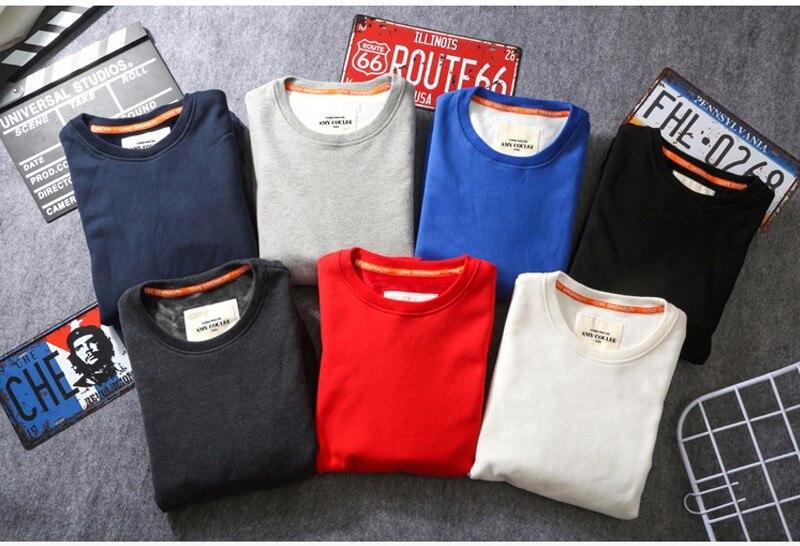 US $27.32 5% OFF|New Arrival Fashion Coat Winter Brand Mens Full Sleeve Thick sweatshir Cotton Hoodies Men SATAN 666 printed Sweatshirts in Hoodies &