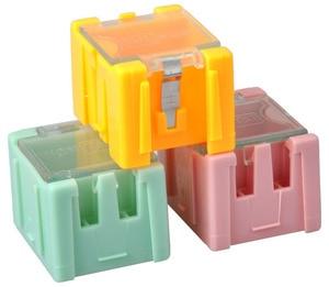 Image 5 - Fast Shipping 50Pcs SMD SMTส่วนประกอบกล่องเก็บกล่องอิเล็กทรอนิกส์ชุด 1 # โดยอัตโนมัติPops Up Patchกล่อง