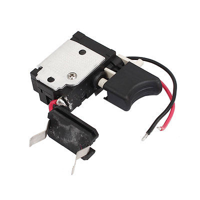 цена на Reversing Brake Cordless Drill Switch 15A DC 24V for Hitachi DS7DF
