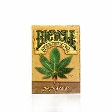 Bicycle Hemp Deck plant cards Magic Tricks magic cards original playing cards