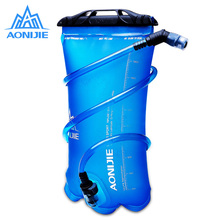 AONIJIE TPU Water Bag Men Women Outdoor Sport Hydration Bladder Riding Running Camping Folding Water Holder Camelback 1.5L/2L/3L