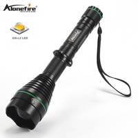 AloneFire X480 Cree XM L2 LED Flashlight Camping Torch Tactical Waterproof 5 Modes Lamp Torch For Hiking Caving