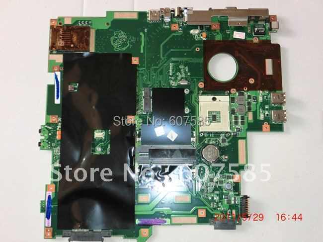 F7F Laptop Motherboard Mainboard For ASUS Intel integrated Fully tested
