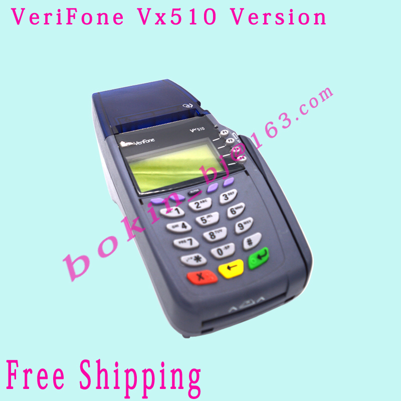 VeriFone VX510 3M /6M/IP Phone POS Network TERMINAL Credit