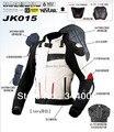 Komine JK015 de alto rendimiento de aleación de titanio resistencia a la caída ropa compite con los juegos