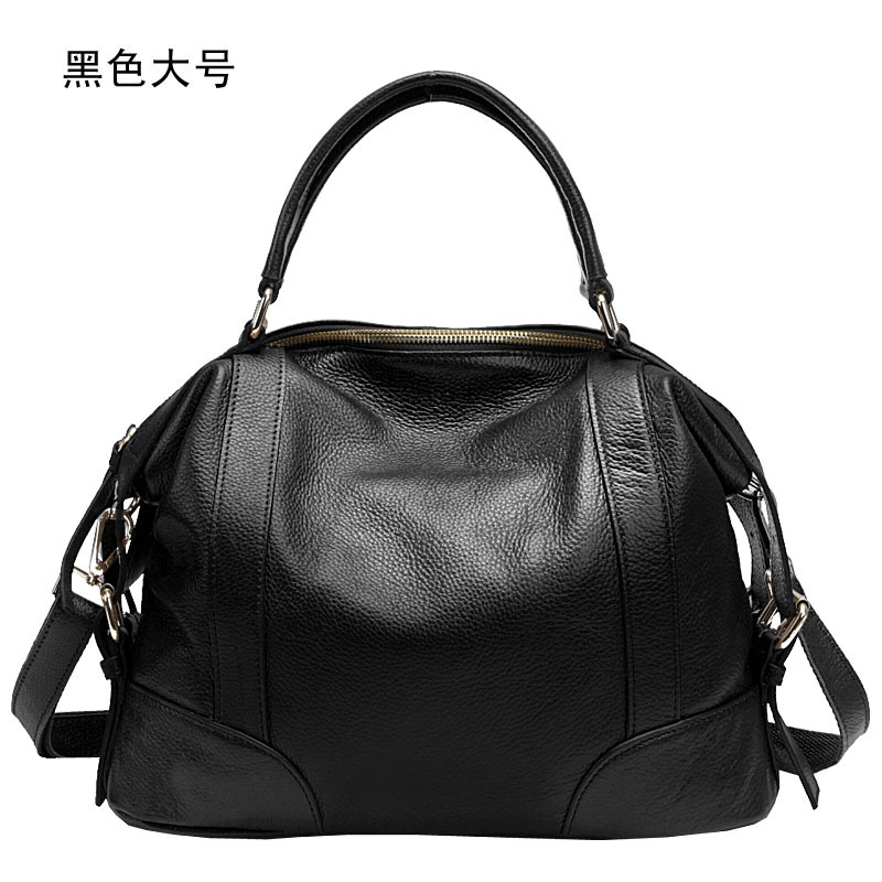 Lady fashion new European and American handbag handbag shoulder Messenger bag
