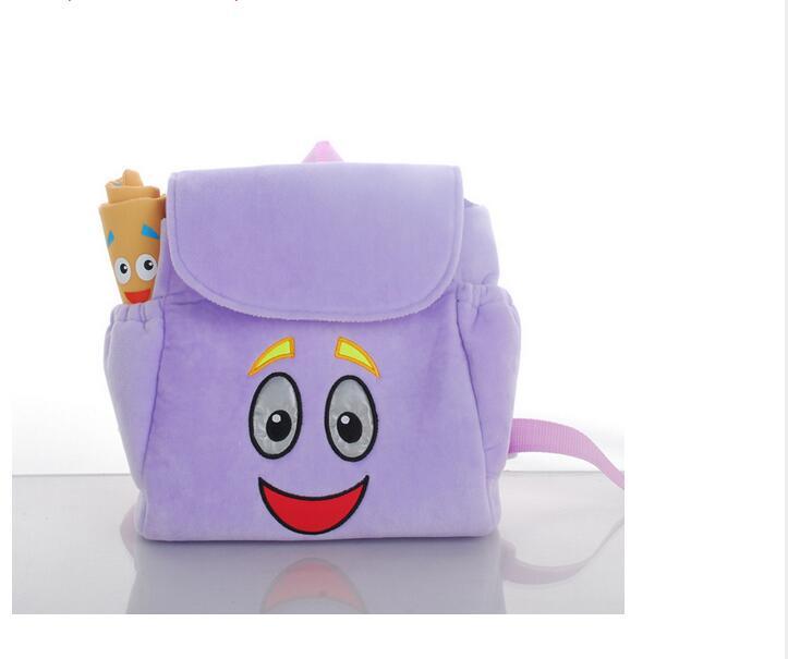 Dora The Explorer Backpack Toy – room design Dora Plush Backpack With Map on