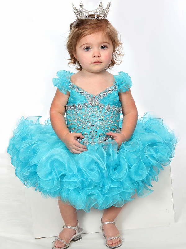 Online Get Cheap Glitz Pageant Dresses Cupcake -Aliexpress.com ...