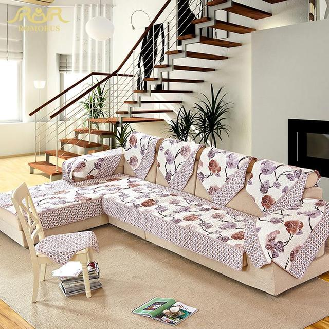 Aliexpress.com : Buy ROMORUS Decorative Sofa Cover