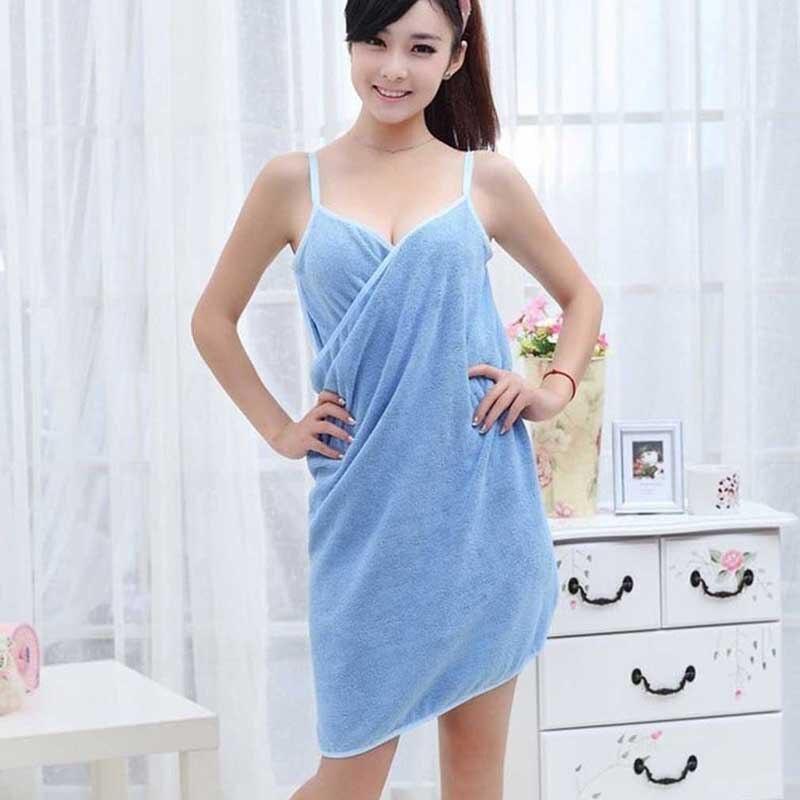 2020 New Sexy Women Sleeveless Four Seasons Bathrobe Female Bathrobes Loose Night Short Dressing Gown For Women Pajamas